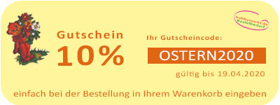 Gutschein-Banner
