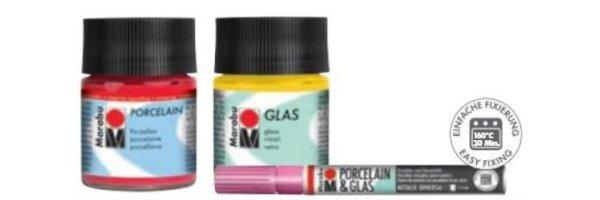Prozelan & Glas
