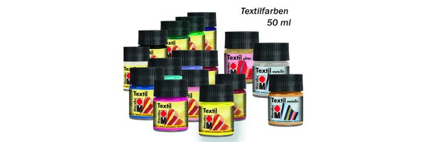Marabu Textilfarbe 50 ml