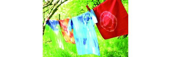 Batikfarbe Textilfarbe