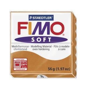 Fimo soft Modelliermasse, sandelholz, 8020-76, 57g