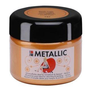 Marabu Metallic Metallic-Kupfer 787, 225 ml