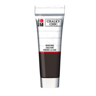 Marabu Chalky-Chic Kreidefarbe, Kakao 161, 100 ml