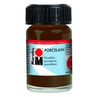 Marabu Porcelain, Kakao 295, 15 ml