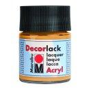 Marabu Decorlack Acryl, Metallic-Gold 784, 50 ml