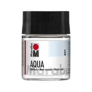 Marabu aqua-Mattlack, 50 ml