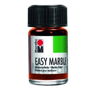 Marabu easy marble, Orange 013, 15 ml