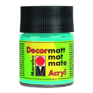 Marabu Decormatt Acryl, Karibik 091, 50 ml
