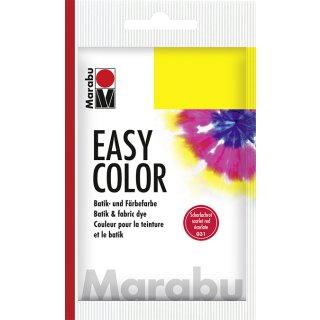 Marabu Easy Color, Scharlachrot 031, 25 g