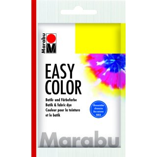 Marabu Easy Color, Ultramarinblau dunkel 055, 25 g