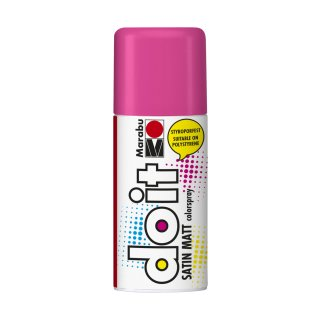 Marabu do it Colorspray Satin Matt, Himbeere 005, 150 ml