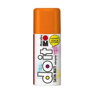Marabu do it Colorspray Satin Matt, Orange 013, 150 ml
