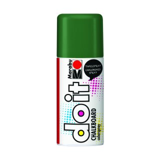 Marabu do it Colorspray Chalkboard, Tafel Grün 868, 150 ml