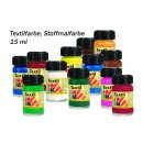 Marabu Textilmalfarbe, 15 ml