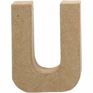 Buchstabe U, 10 cm