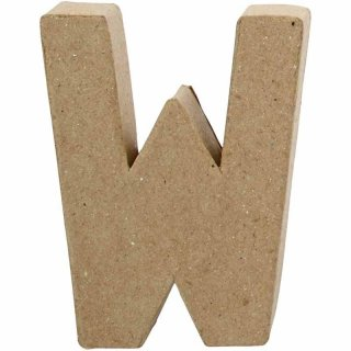 Buchstabe W, 10 cm