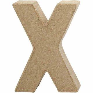 Buchstabe X, 10 cm