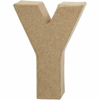Buchstabe Y, 10 cm
