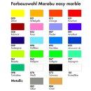 Marabu easy marble, Marmorierfarbe, 15 ml, große Farbauswahl