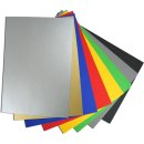 Fotokarton, 300g/m², 50 x 70 cm, weiß