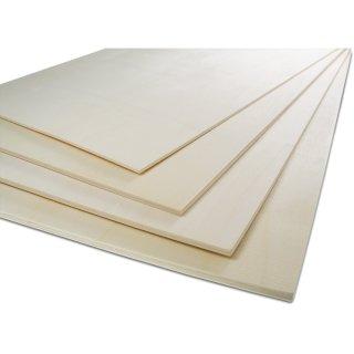 Birkensperrholzplatten, 30 x 50 cm, 3mm