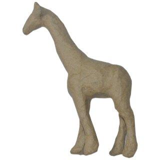 "Pappmaché ""Giraffe"" 15x 10cm"