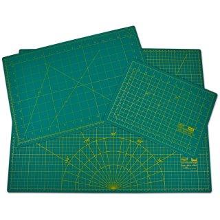 Schnittunterlage DIN A 3 -grün-, 45x30cm, 3mm