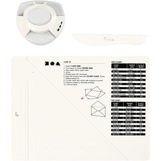 Scoring Board Falzschablone für Kuverts