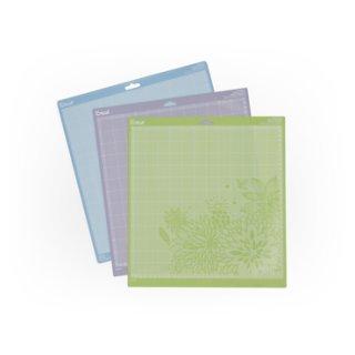 """Cricut 3-Set Schneidmatten 12""""x12"""" (30,5x30,5 cm)"""