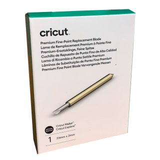 Cricut Premium Fine Point Blade Plottermesser/Ersatzmesser