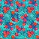 Infusible Ink Transferbogen, Muster Tropische Blumen (Tropical Floral)