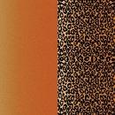 Infusible Ink Transferbogen, Muster Tropischer Leopard