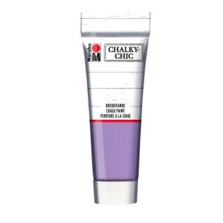 Marabu Chalky-Chic Kreidefarbe, Antikviolett 135, 100 ml