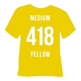 418 Medium Gelb