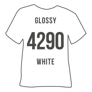 4290 Glossy White