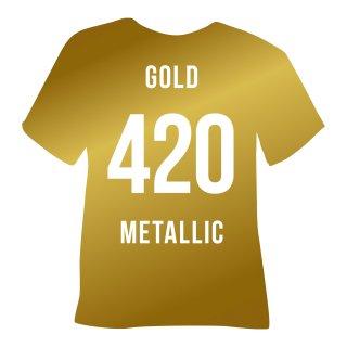420 Metallic Gold