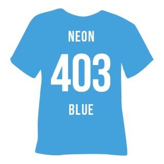 403 Neon Blau